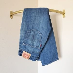 Levi's 501 Original Straight Fit Button Fly 32x32